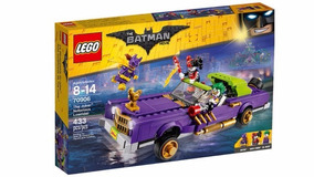 Lego 70906 The Batman Movie O Extravagante Lowrider Coringa