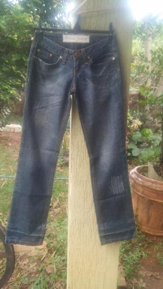 Lindíssima Calça Jeans Denim Tamanho 36!!original