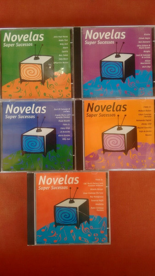 Cd Novela Super Sucessos