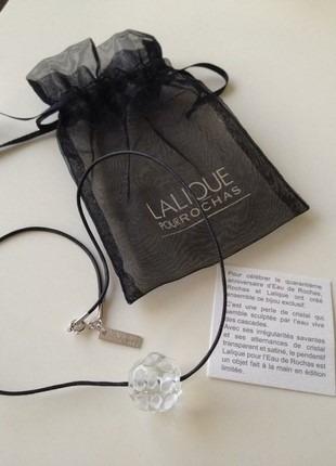 Rdf01337 - Lalique - Colar - Marcel Rochas - França