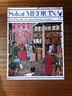 Salvat Medicina Enciclopedia De Conocimientos Fascículo Nº11