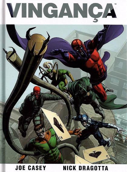Hq Vingança Marvel (capa Dura)