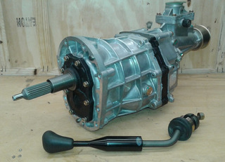 Caja De Velocidad P/ Toyota Hilux 4x2 2.8 2.5 1994-2004