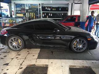 Porsche Boxster Cayman Rines 19 Gts