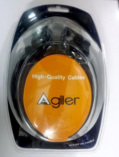 Cable Dvi 24+1 Macho A Dvi 24+1 Hembra 1.8 Mts Extencion