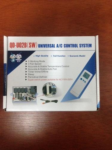 Tarjeta Universal Aire Acondicionado 110/220v