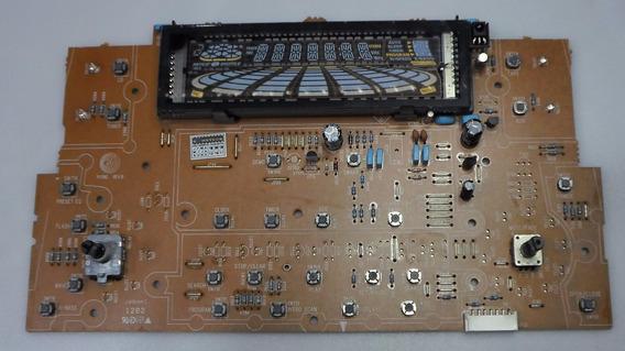 Placa Do Painel Som System Gradiente As80/2 As80-2 Garantia!