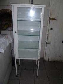 Cristaleira De Farmacia 1 Porta