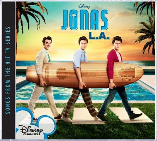 Jonas Brothers  L.a.  (cd) Nuevo Original
