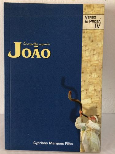 Livro Evangelho Segundo João