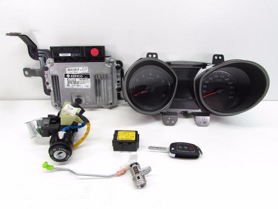 Kit Imobilizador Hyundai Hb20 Original