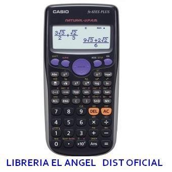 Calculadora Casio Fx 82 La Plus Cientifica - Distrib Oficial