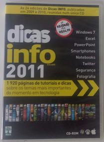 Dvd Dicas Info Exame 2011 - 24 Edições