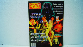 Revista Poster Super Cine Nº 13 Star Wars