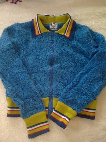 Buzo Sweater Con Cierre Mujer Diesel Talle Small