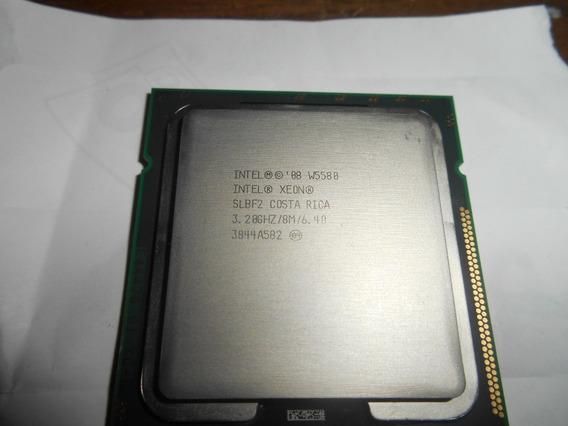 Processador Xeon W5580 8m 3.20 6.40 Qpi 1366 Slbf2 (2399)
