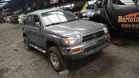 Sucata Toyota Hilux Sw4 3.0 D E V6 3.4 1997 Bartolomeu Peças