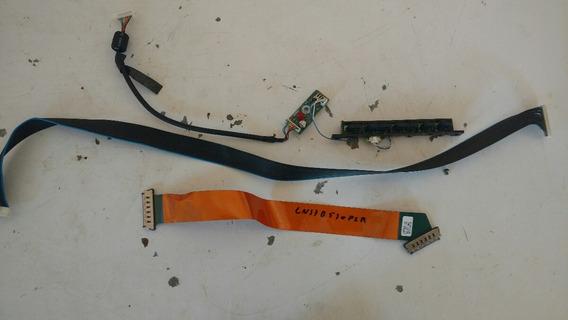Samsung Ln37b530p2r ( Flat E Cabos E Sensor )
