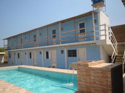 Aluga Casa Com Piscina Na Praia De Itanhaem - Litoral