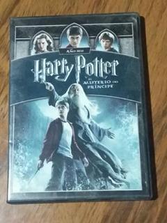 Harry Potter El Misterio Del Principe Dvd