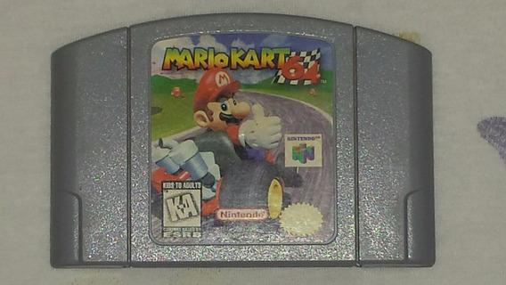 Mario Kart 64 Original N64