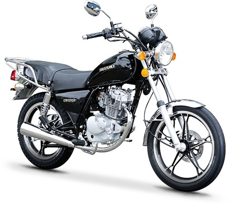 Moto Suzuki Gn125f 0 Km Entrega Inmediata Bbva 60 Cuotas