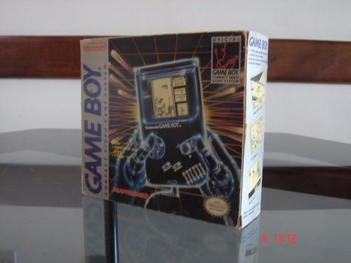 Game Boy Classic Novo Sem Uso - Colecionador