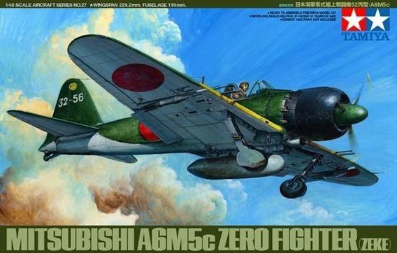 Mitsubishi Zero Fighter 1/48