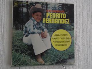 Pedrito Fernández - La De La Mochila Azul
