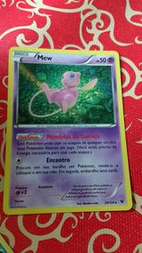 Mew Carta Pokémon