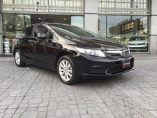 Honda Civic 1.8 Lxs 140cv Manual 2014 Anticipo Y Cuotas