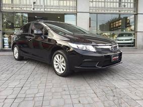Honda Civic 1.8 Lxs 140cv Manual 2014 Anticipo Y Cuotas