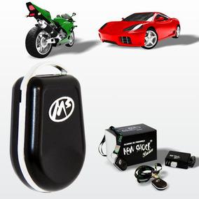 Bloqueador Automotivo De Presença - Carro E Moto - New Shock