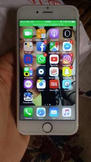 iPhone 6 Dourado/gold 64gb (aceito Trocas)