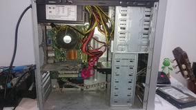 Computador Intel Core 2 Quad Geforce 9400gt 4gb Windows 10