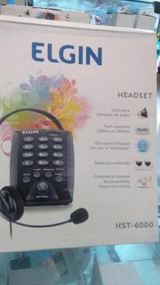 Headset Hst 6000