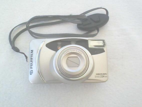 Antiga Câmera Fujifilm Discovery S1450