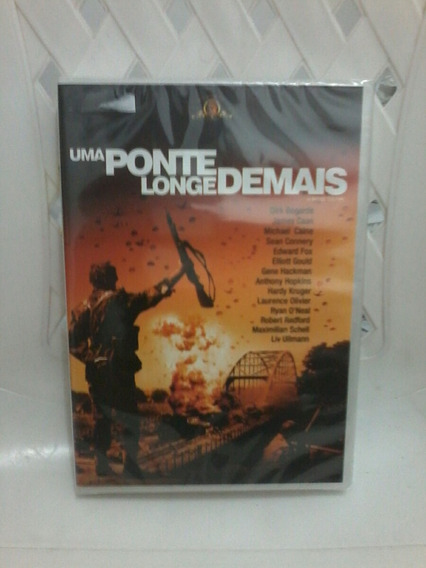 Dvd Uma Ponte Longe Demais - James Caan . Michael Caine