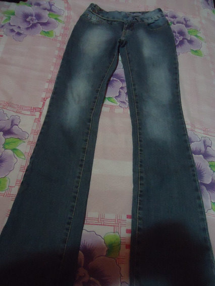 Calça Jeans M.officer Hip Fit - 34 - R0066