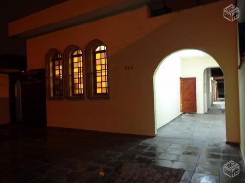 Salão Comercial À Venda, Parque Bitaru, São Vicente. - Sl0001
