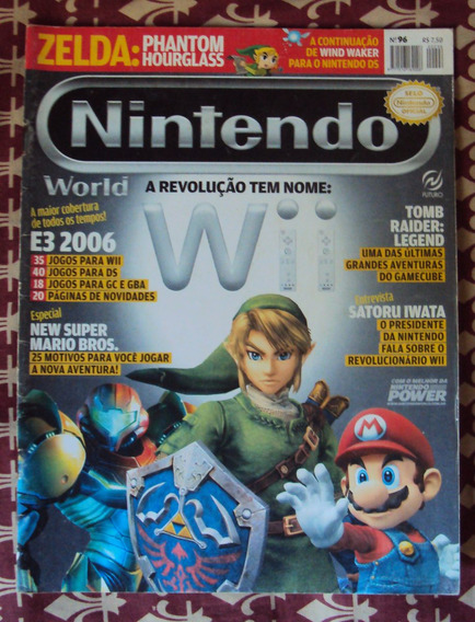Revista Nintendo World - N° 96