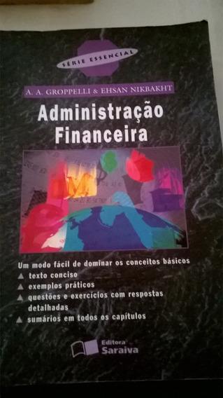 Administração Financeira - A.a.groppelli & Ehsan Nikbakht