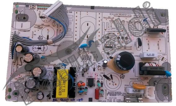 Placa Eletrônica Lg Ebr76628501 Eax63689124