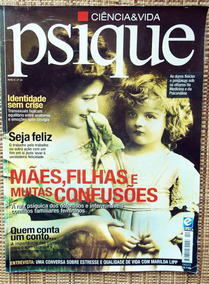 Kit Com 3 Revistas Psique Número 22 - 45 E 63