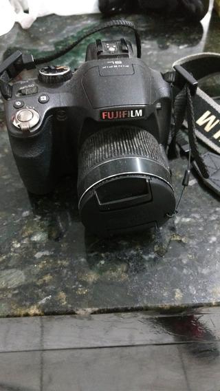 Maquina Fujifilm Bateria Recarregável Zoom De 30