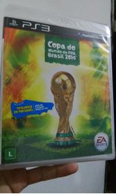 Copa Do Mundo Fifa 2014, Ps3, Novo Lacrado Original.