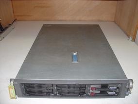 Servidor Hp Dl 380 G3 2 Processador Dual Xeon 3,0ghz Nc107