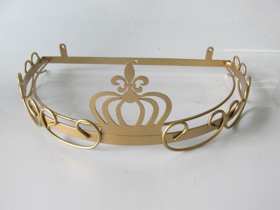 Dossel Coroa Parede - Suporte De Mosquiteiro Véu