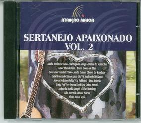 Cd - Sertanejo Apaixonado Vol.2