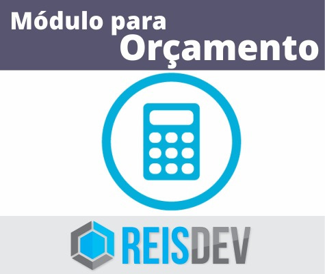 Módulo Para Orçamento P/ Opencart 2.0 - 3.0